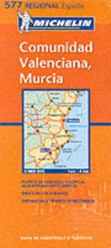 Filmarelalterita.it Comunidad valenciana, Murcia 1:400.000 Image