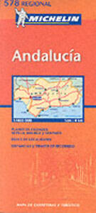 Andalucía 1:400.000
