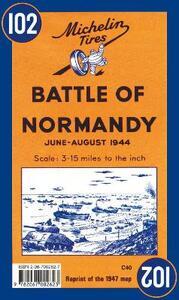 Bataille de Normandie - copertina
