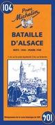 Bataille d'Alsace. Novembre 1944-mars 1945