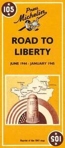 Voie de la liberté. Juin 1944-janvier 1945 - copertina