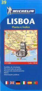 Libro Lisboa 1:11.000