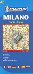 Libro Milano e dintorni 1:13.000 2003-2004
