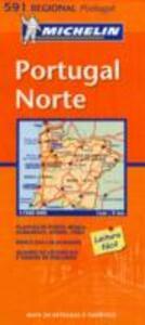 Portugal norte 1:300.000