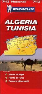 Algeria, Tunisia 1:1.000.000