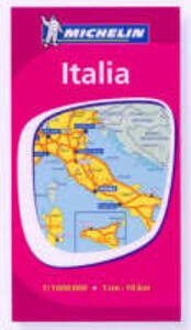 Mini carta Italia