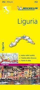 Foto Cover di Liguria 1:200.000, Libro di  edito da Michelin Italiana