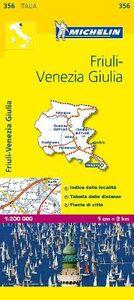 Libro Friuli Venezia Giulia 1:200.000