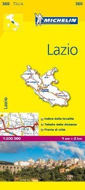 Lazio 1:200.000