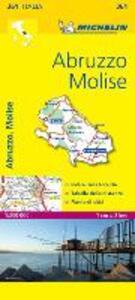 Abruzzo, Molise 1:200.000 - copertina