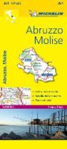 Foto Cover di Abruzzo, Molise 1:200.000, Libro di  edito da Michelin Italiana
