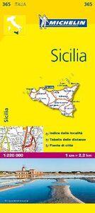 Libro Sicilia 1:200.000