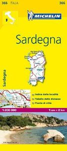 Libro Sardegna 1:200.000