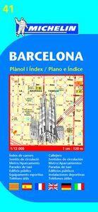 Libro Barcelona 1:12.000