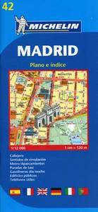 Libro Madrid 1:12.000
