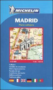 Madrid. 1:12.000. Ediz. multilingue
