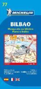 Foto Cover di Bilbao 1:9.000, Libro di  edito da Michelin Italiana