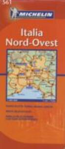 Italia Nord-Ovest 1:400.000 - copertina