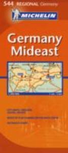 Germany Mideast 1:300.000 - copertina