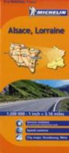 Alsace, Lorraine 1:200.000 - copertina