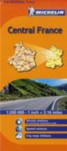 Central France 1:200.000