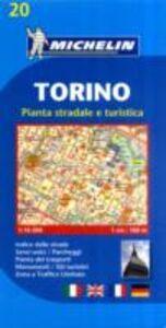Libro Torino 1:16.000