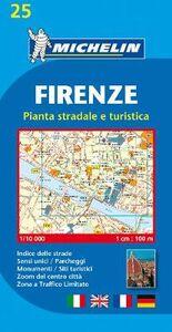 Libro Firenze 1:10.000