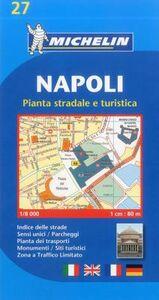 Libro Napoli 1:8.000