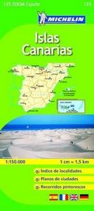 Libro Islas Canarias 1:150.000. Ediz. multilingue