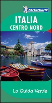 Cartina Stradale Michelin Italia.Italia Centro Nord Carta Stradale 1 850 000 Libro Michelin Italiana La Guida Verde Ibs