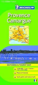 Libro Provence, Camargue 1:160.000