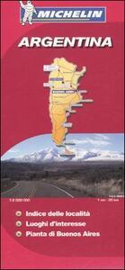 Argentina 1:2.000.000 - copertina