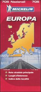 Europa 1:3.000.000 - copertina