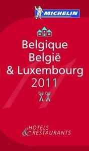 Belgique-Belgïe & Luxembourg 2011. Hotels & restaurants - copertina
