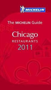 Chicago. Restaurants 2011 - copertina
