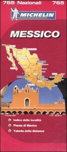 Messico 1:2.250.000 - copertina