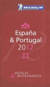 España & Portugal 2012. La guida rossa - copertina