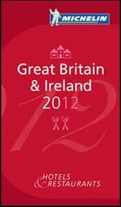 Great Britain & Ireland 2012. La guida rossa - copertina