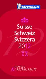 Suisse, Schweiz, Svizzera 2012. La guida rossa. Ediz. multilingue - copertina