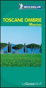 Toscane Ombrie Marches-Guide de conversation - copertina