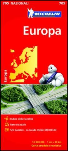 Listadelpopolo.it Europa 1:3.000.000 Image