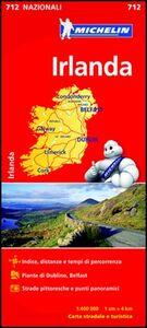 Libro Irlanda 1:400.000