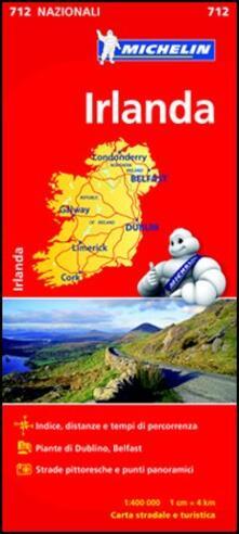Premioquesti.it Irlanda 1:400.000 Image