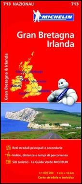 Gran Bretagna, Irlanda 1:1.000.000