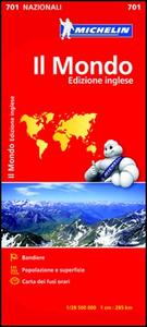 Libro Il mondo 1:28.500.000. Ediz. inglese