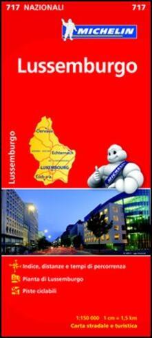 Filippodegasperi.it Lussemburgo 1:150.000 Image