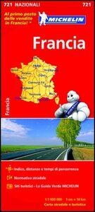 Libro France 2017 1:1.000.000
