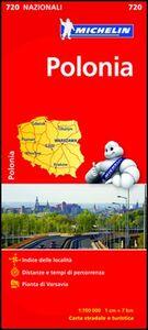 Libro Polonia 1:700.000