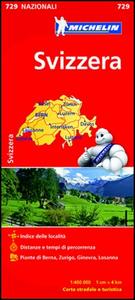 Libro Svizzera 1:400.000