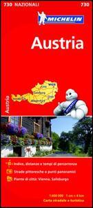 Austria 1:400.000 - copertina